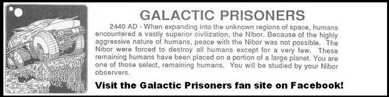 Galactic Prisoners - A PBM game created by Ed Grandel.