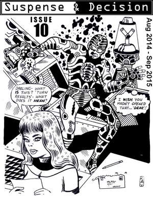 Issue 9 was published in 2-column format.